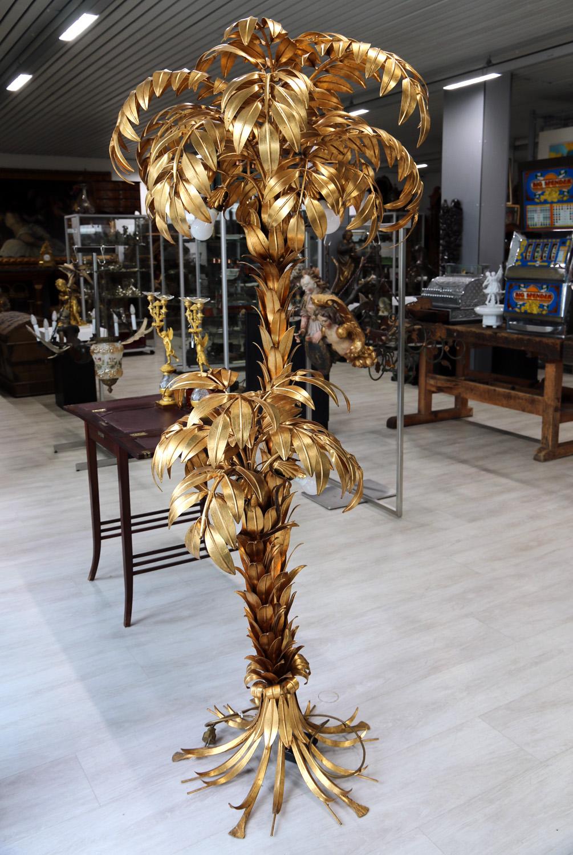 Stehlampe Palme Hans Kogl Auktionshaus Vs